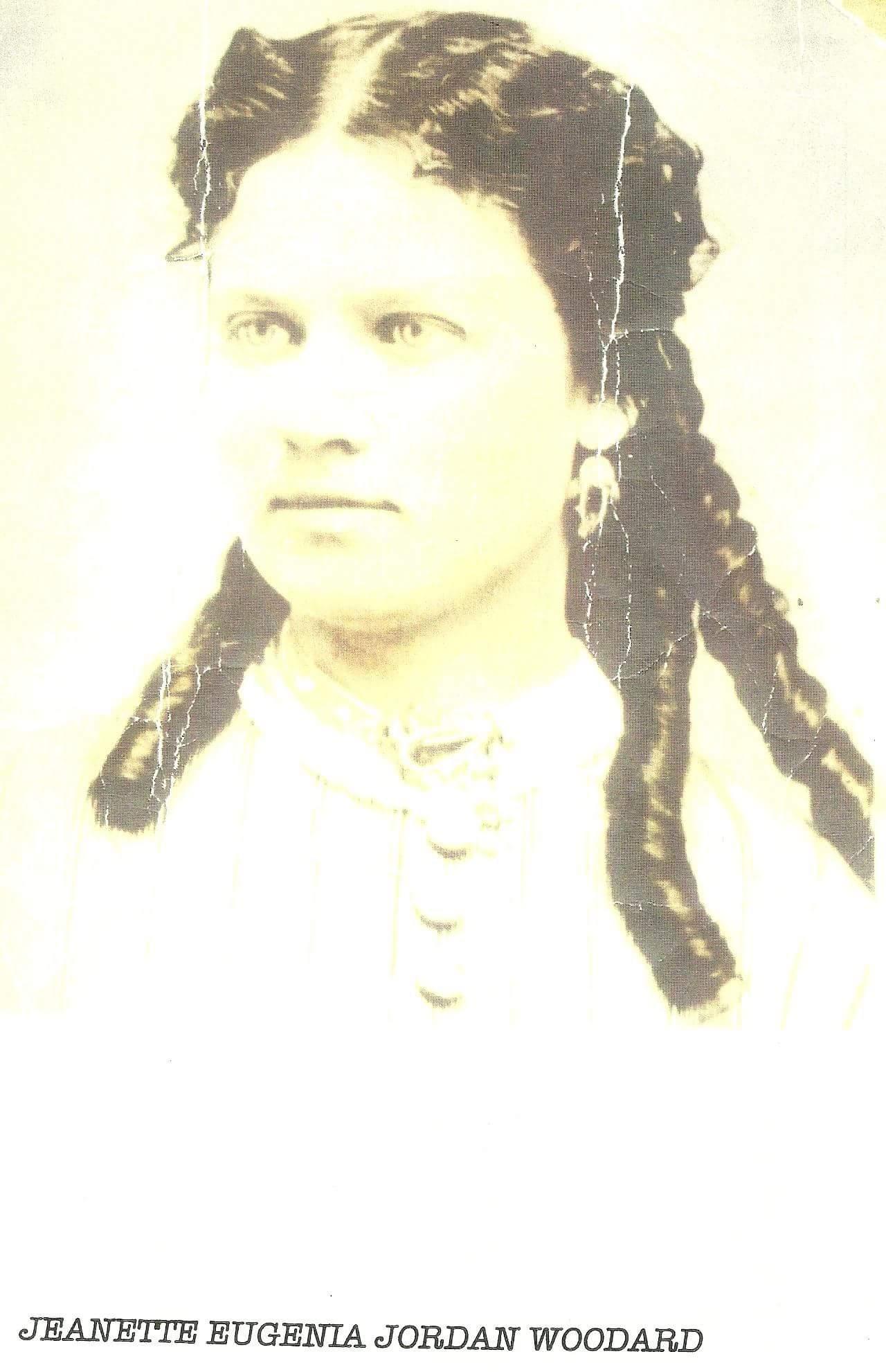 Philip Warren Covington Grandma Jeanette